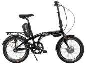 Электровелосипед складной Dorozhnik Zeus 36V/48V 350W LCD с планетаркой втулкой - Фото 1